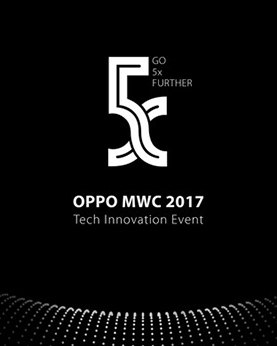 OPPO公布MWC海报