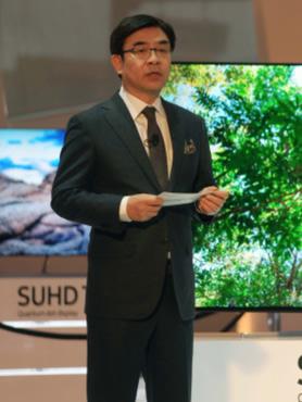 Kim 三星电子映像显示总裁