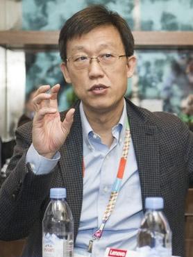 贺志强 联想云业务集团总裁