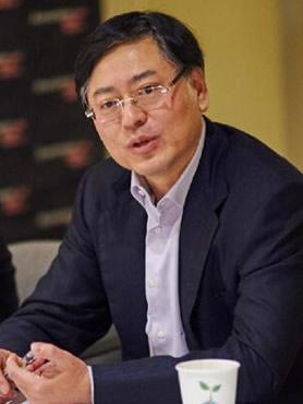 杨元庆 联想集团董事长