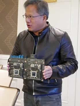 黄仁勋 Nvidia总裁