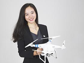 专访大疆飞行器产品公关经理