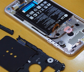 LG G6刚发布就被拆 竟然是如此散热
