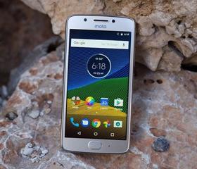 Moto G5/G5 Plus图赏 Home键设计是亮点