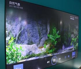 海信百吋4K激光电视