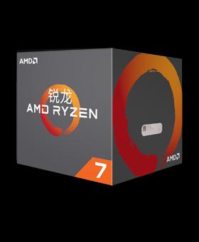 锐龙 AMD Ryzen 7 1700