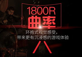 1800R曲率