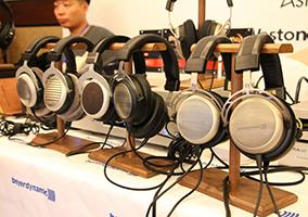 Z·HiFi体验会 拜亚动力携全系耳机亮相