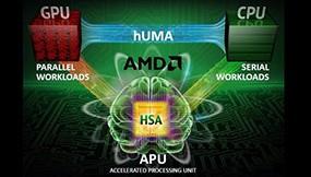 HSA让CPU和GPU物尽其用