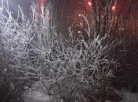 《是霾还是雪?》