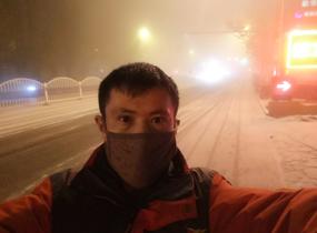 《我与雾霾》