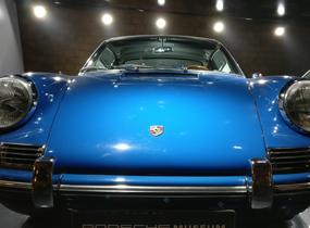 《蓝色保时捷》