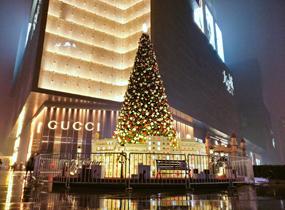 《巨型圣诞树》