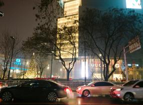 《都市夜雨》