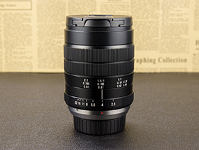 老蛙60mm f/2.8 微距
