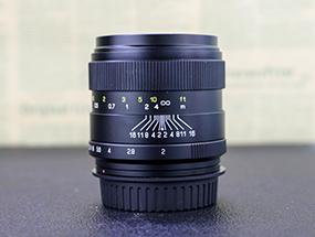 中一光学 35mm f/2