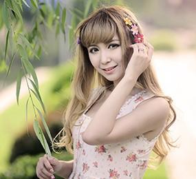 【百变美模SHOW】2013Chinajoy【花样年华 Feifei】---模特:常飞飞