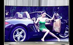 飞利浦曲面OLED电视体验