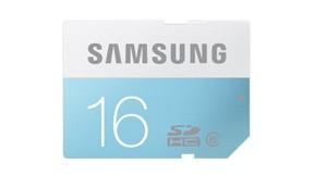 三星存储卡 16GB SD 标准版