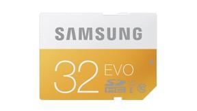 三星存储卡 32GB SD 升级版