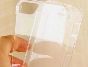 iPhone 5s透明壳