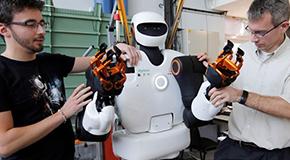 懒癌福音:你的家务活被打杂机器人承包