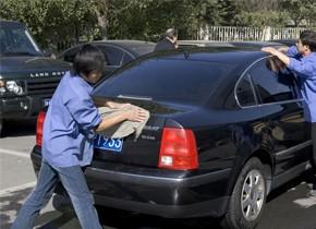 多数用户汽车定期保养