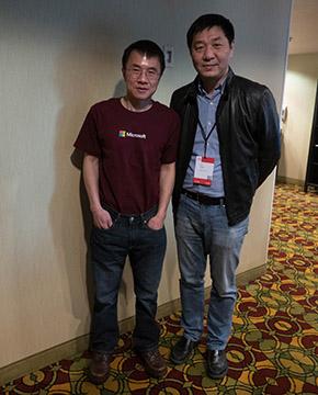 尖端对话微软全球执行副总裁陆奇博士