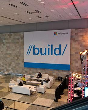 Build 2016开发者大会首日精彩图集