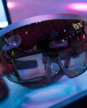 微软HoloLens一手体验报告
