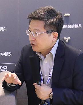 丁威:反渗透技术特别适用中国水净化需求