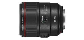 佳能EF 85mm f/1.4L IS USM