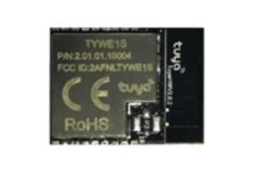 <b>TYWE1S Wi-Fi模块</b>主芯片:乐鑫ESP8266EX