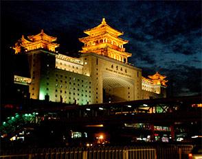 北京西站空气净化方案