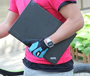 微访谈:骑行冠军ThinkPad X1