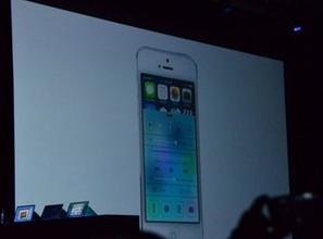 iOS7系统新增控制中心