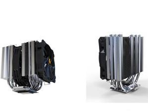 均热板+热管塔式散热器