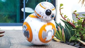星战BB-8机器人评测