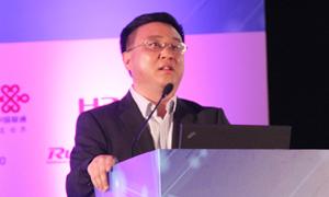 微软公司全球资深副总裁 张亚勤