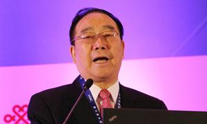 中国云计算技术与产业联盟理事长 吴基传