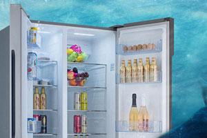 聚会必备大容量节能冰箱