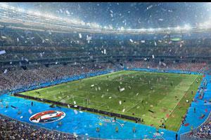 看爽欧洲杯 你觉得哪个最嗨?