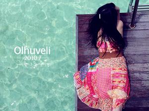 马尔代夫双鱼岛