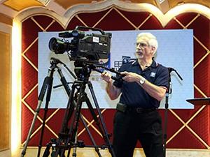 专业广电摄像三脚架套装