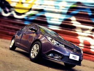 行为与设计相融合 实拍伦敦涂鸦与MG车模