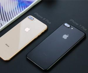 iPhone 8Plus对比7 Plus 神似而不同
