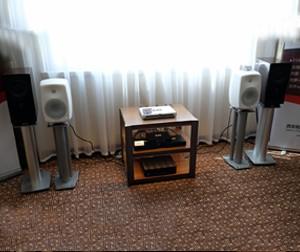 矩声音频感受自然新声音看看MATRIX展房