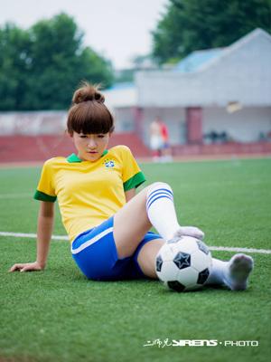 足球宝贝-川大