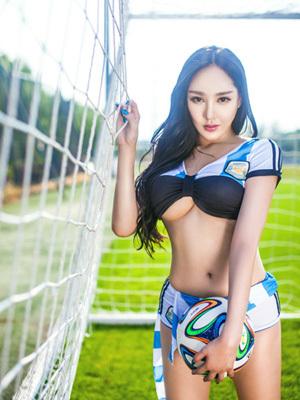 阿根廷足球宝贝