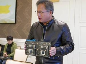 【豪言】黄仁勋:自动驾驶已完成 你们装车上就好